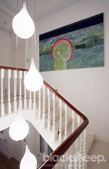 Blacksheep contemporary-staircase