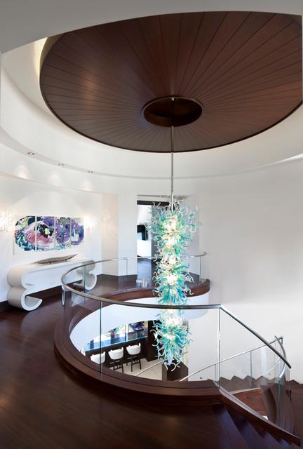 Boca Raton Fl Beach Style Staircase Miami By Slifer Designs