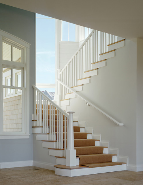 Boston Architects: Eck | MacNeely Architects inc. traditional staircase