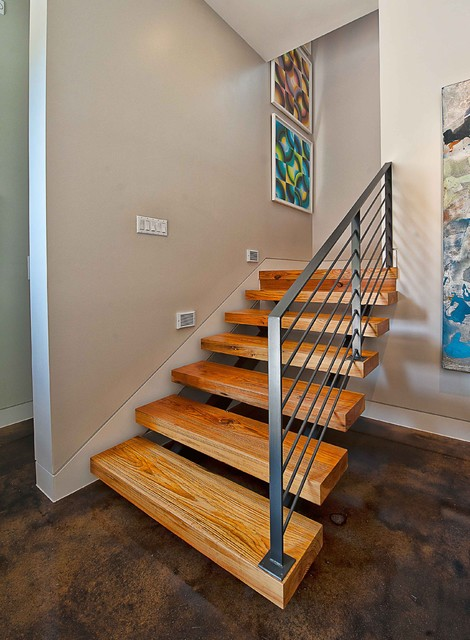 Bowman Stairs contemporary-staircase