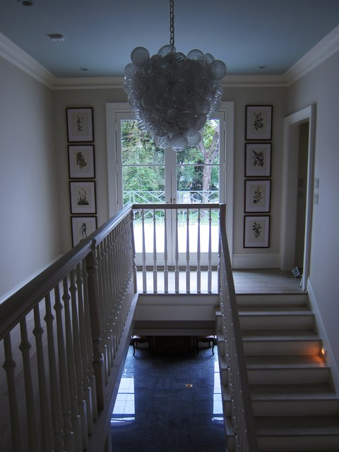 Briar Drive traditional-staircase