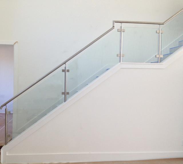 Brighton sky modern staircase houston by venetian