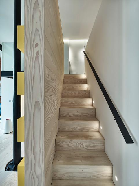 Britannia Mills Contemporary Staircase Manchester