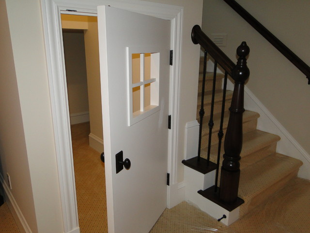 British Colonial Traditional Staircase Grand Rapids