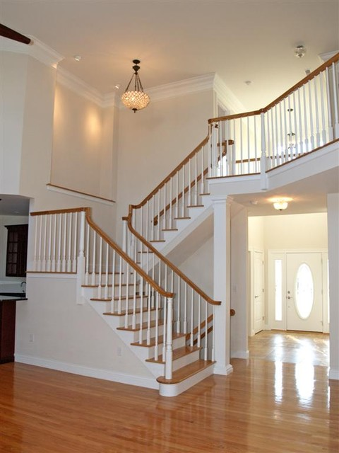 BROM Builders traditional-staircase