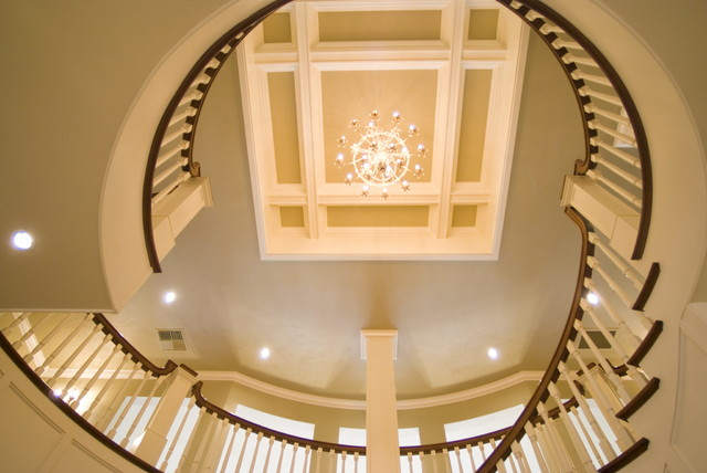 Builder 4 u Custom Build Houzz #1 traditional-staircase