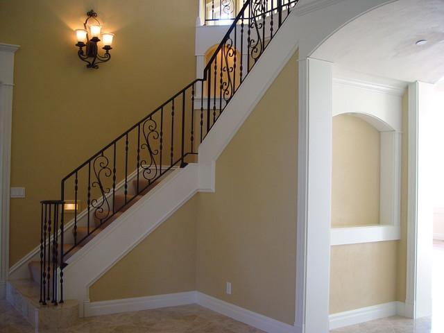 Builder 4 u Custom Build Houzz #3 traditional-staircase