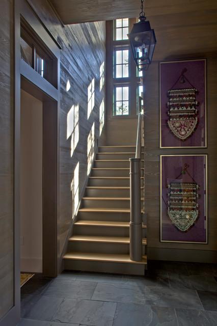 Burt Residence traditional-staircase