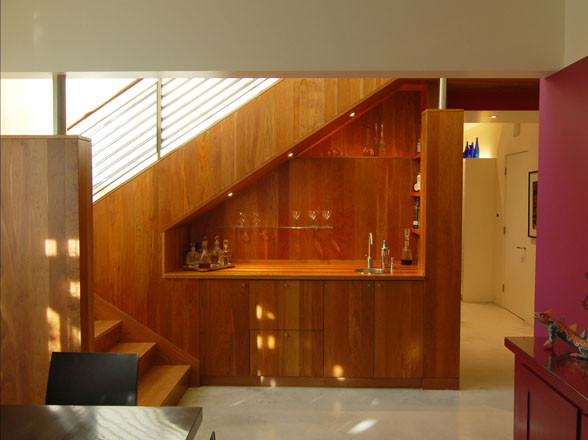 Buttrick Wong Architects contemporary-staircase