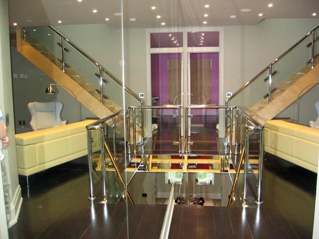 cabbagetown modern-staircase