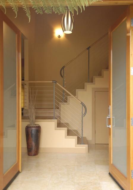 California Dreamin'-Staircase contemporary-staircase