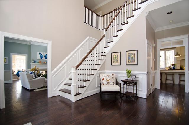 California in Oakton, VA traditional-staircase