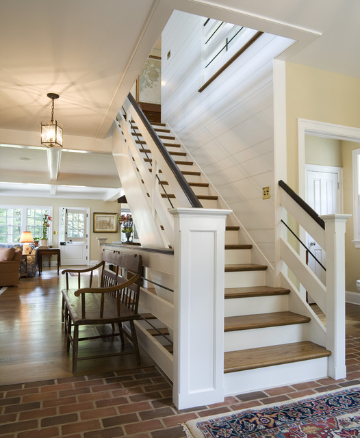 14 Staircases Design Ideas: Canary Cottage
