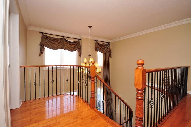 Canonridge Circle traditional-staircase