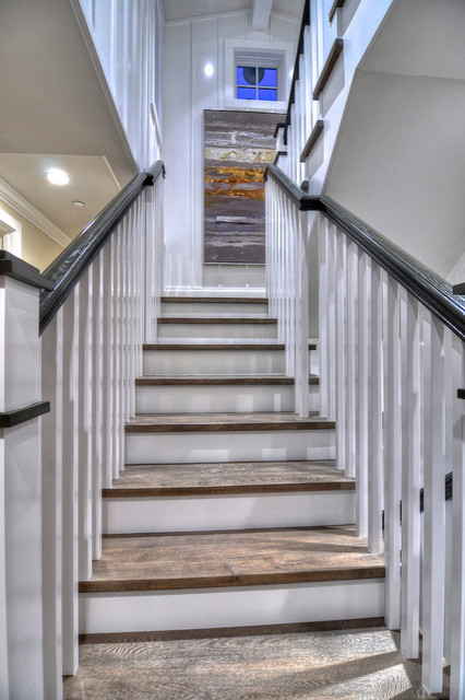 Carnation contemporary-staircase