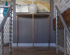 Carriage House eclectic staircase