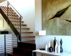 Cary Bernstein Architect Choy 1 Residence modern-staircase