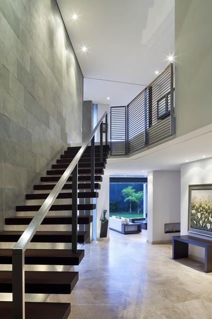 Casa ES modern-staircase
