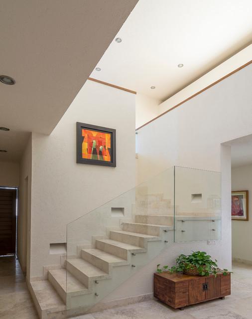 CASA ESAN contemporary-staircase