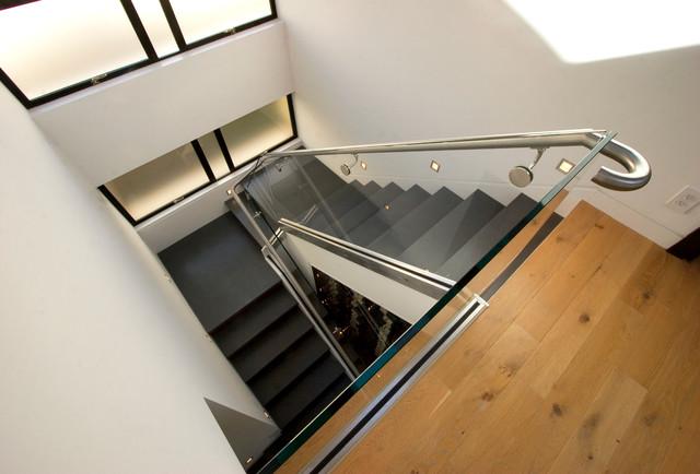 Casa San Francisco contemporary-staircase