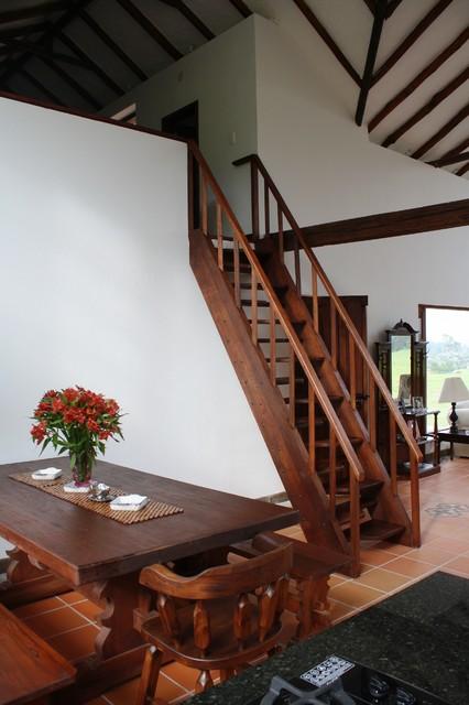 Casa Valderrama traditional-staircase