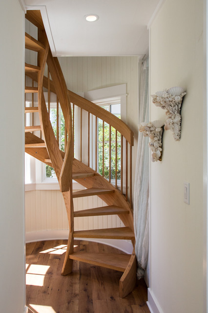 CFH watercolor Residence contemporary-staircase
