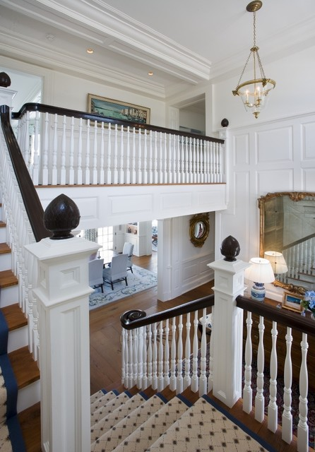 Chatham Residence traditional-staircase