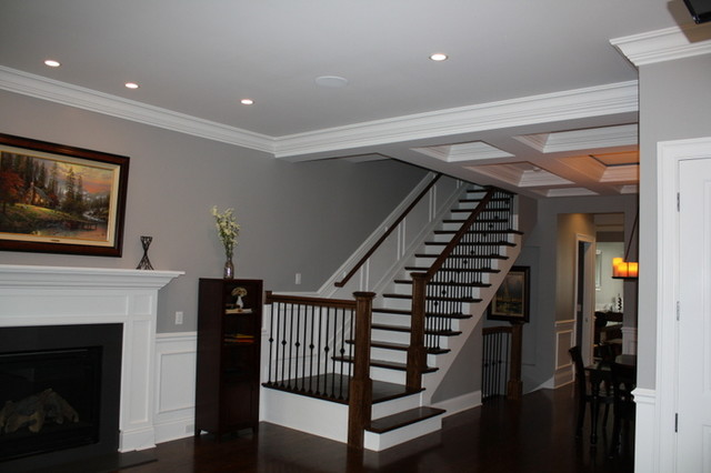 Chicago Total Home System traditional-staircase