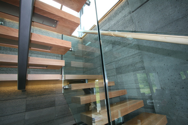 Christopher Developments Details contemporary-staircase