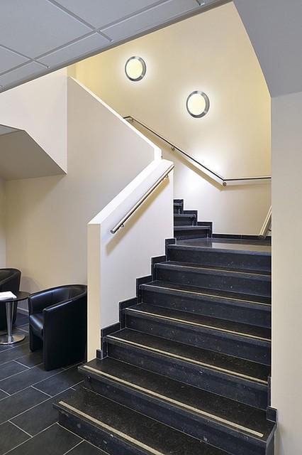 CL 135 contemporary-staircase