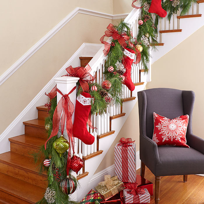 Large transitional wooden l-shaped staircase photo in Charlotte with wooden risers