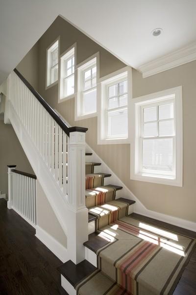 Winnteka traditional-staircase