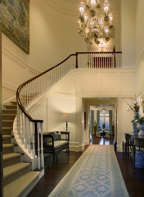 Cliff Scholz traditional-staircase