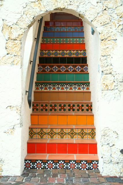 Feltűnő lépcső