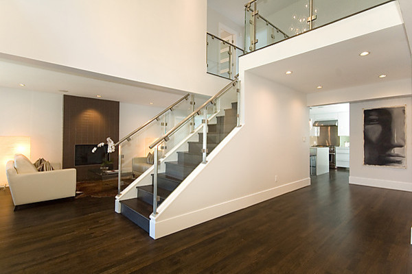 Collingwood contemporary-staircase