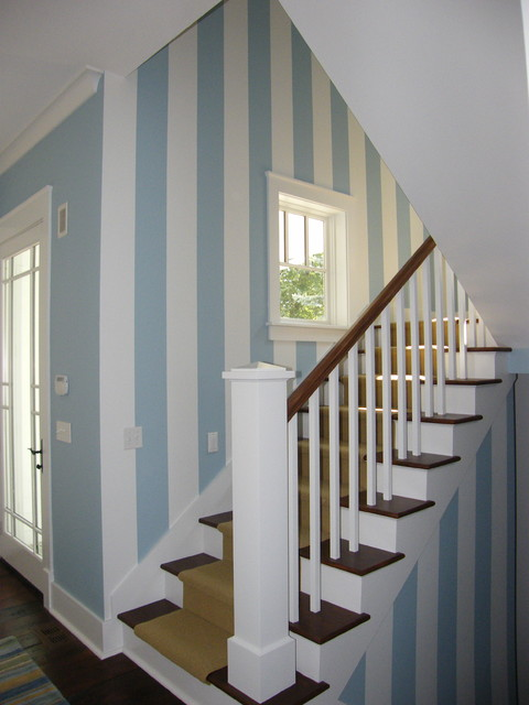 Collins Residence traditional-staircase
