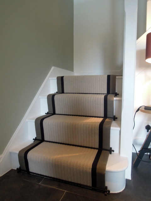 West Sussex traditional-staircase