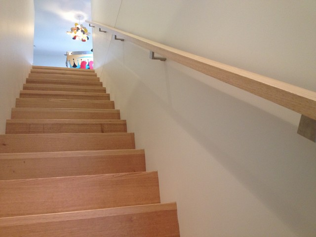 Componance FB-02 Wall Mounted Handrail Bracket - Contemporary - Staircase - Melbourne - by ...