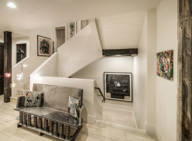 Whitcomb contemporary-staircase