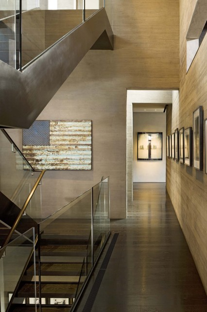Magnifico Residence contemporary-staircase