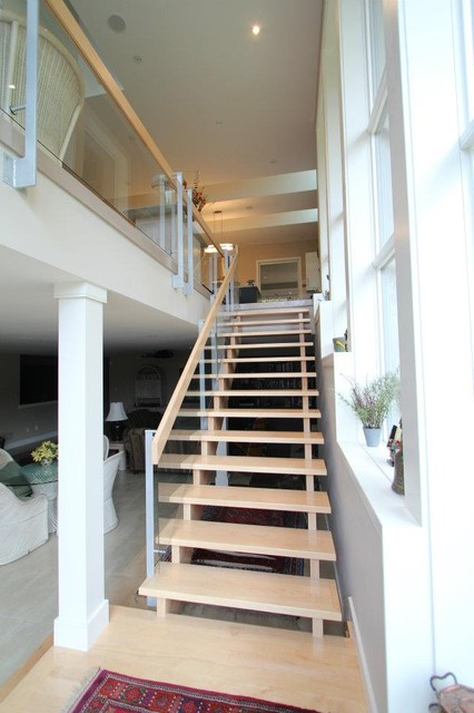 Contemporary Photos modern-staircase
