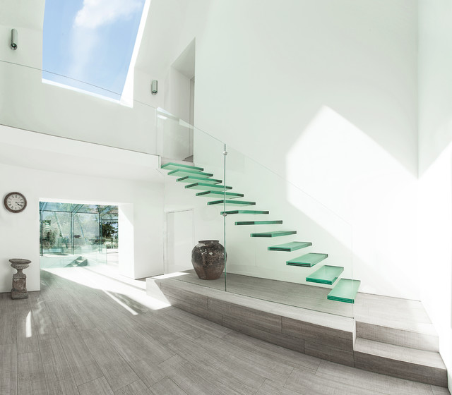 Floating Staircase Houzz