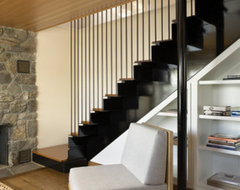 Cottage Staircase contemporary-staircase