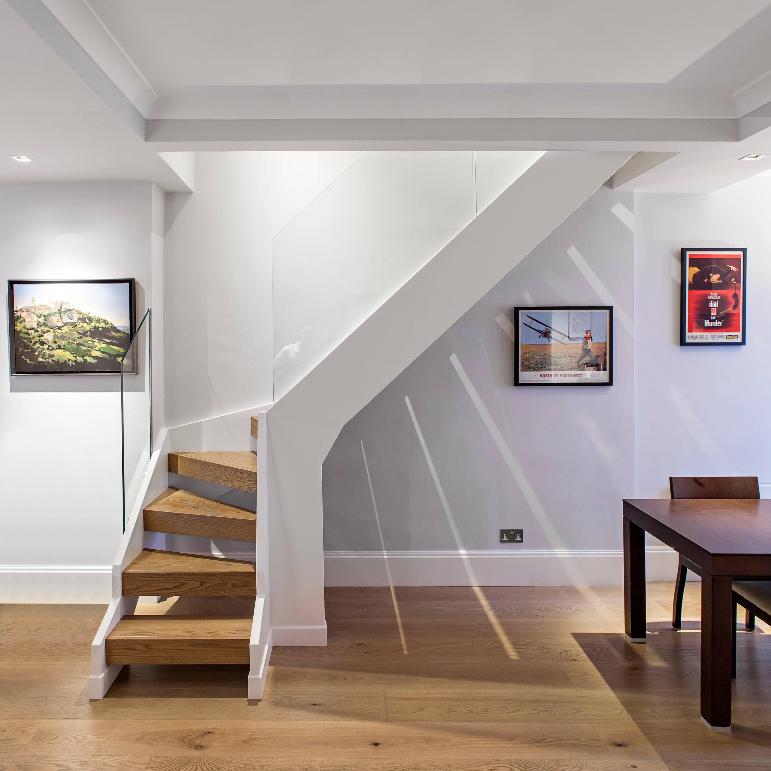 Basement Stairs Houzz