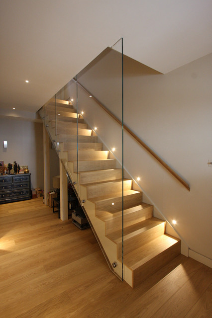 Courthope Road Contemporary Staircase London By Iq