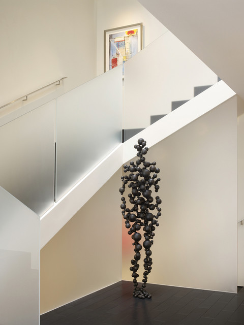 Cow Hollow Modern contemporary-staircase
