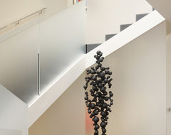 Cow Hollow Modern contemporary staircase