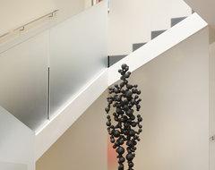 Cow Hollow Modern contemporary-staircase