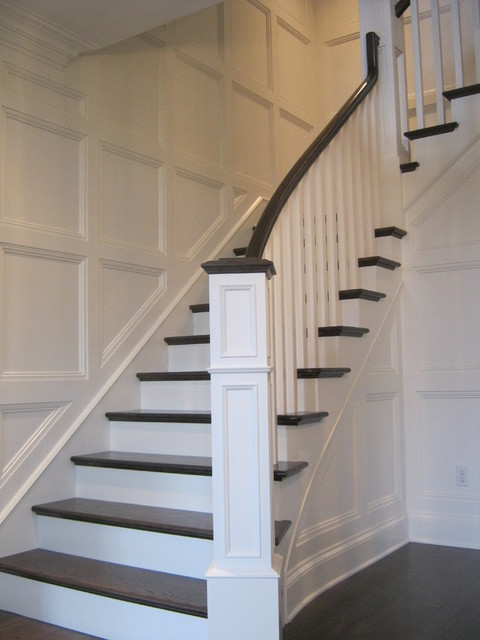 CP Stairmasters Halifax - Project Gallery traditional staircase