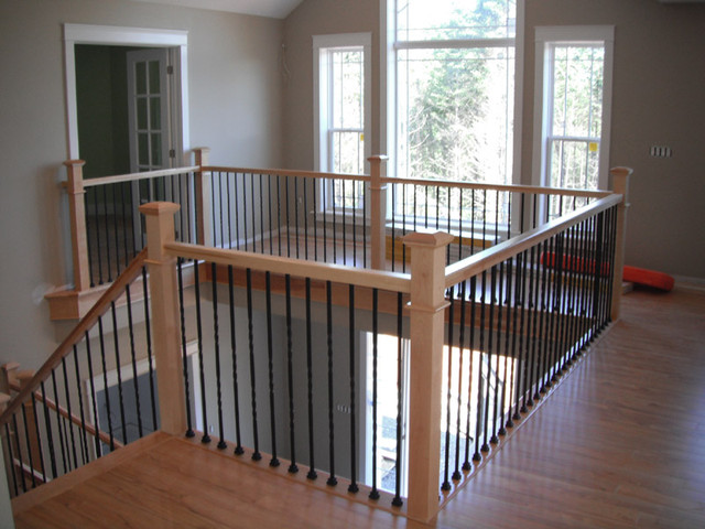 Craftsman Newels Amp Metal Balusters Traditional